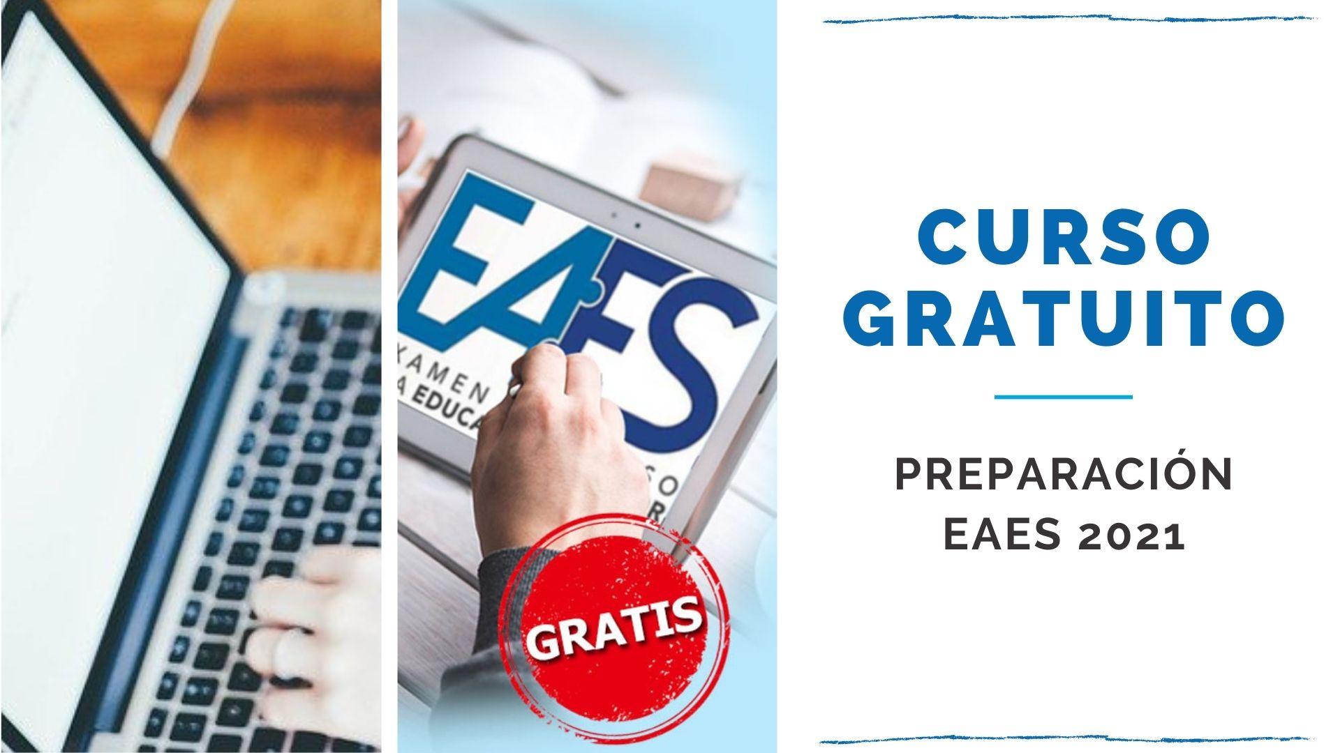 Curso gratuito EAES 2021